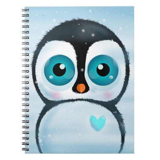 Joc el pingüino libro de apuntes