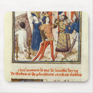 Jocasta, Queen of Thebes Mouse Pad