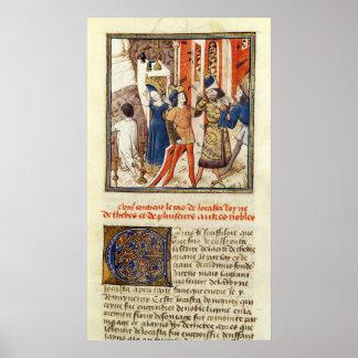 Jocasta, Queen of Thebes Poster