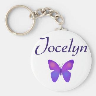 Jocelyn Keychain