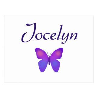 Jocelyn Postcard