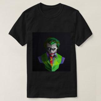 Jocker faced t-shirt