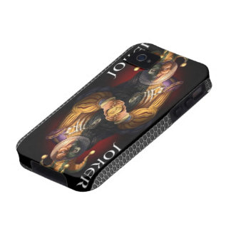 Jocker Playing Card Case For The iPhone 4