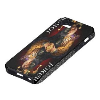 Jocker Playing Card iPhone SE/5/5s Case