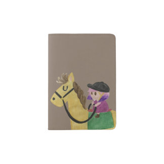 Jockey Passport Holder