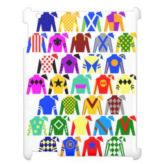 Jockey Silks iPad Case