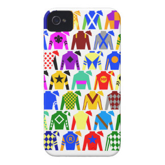 Jockey Silks iPhone Case