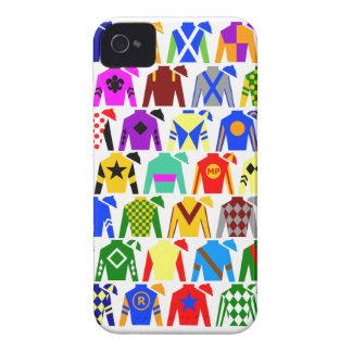 Jockey Silks iPhone Case Case-Mate iPhone 4 Case