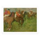 Jockeys, 1886-90 postcard