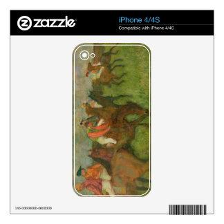 Jockeys, 1886-90 skins for iPhone 4