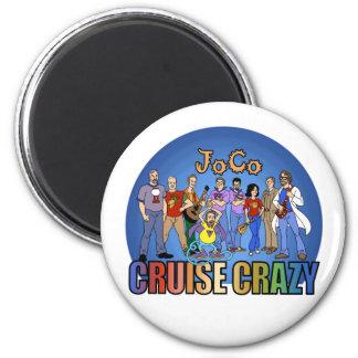 JoCo Cruise Crazy Magnet