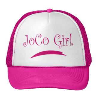 JOCO GIRL CAP MESH HATS