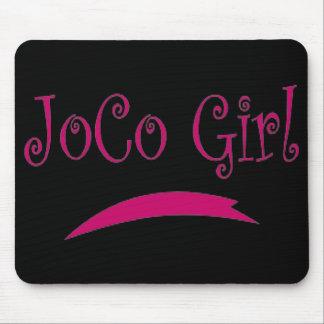 JOCO GIRL MOUSEPAD