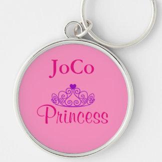JoCo Princess Tiara Keychain