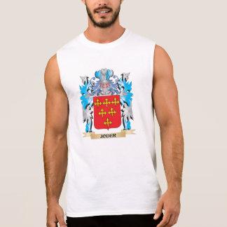 Joder Coat of Arms - Family Crest Sleeveless Tee