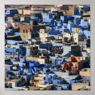 Jodhpur - Blue City Poster