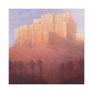 Jodhpur Fort Canvas Print
