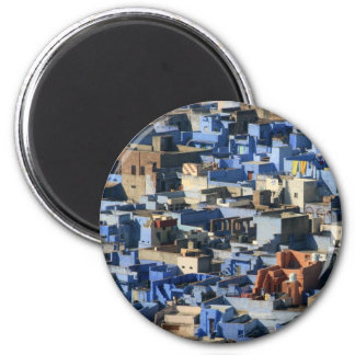 Jodhpur - The blue City 2 Inch Round Magnet
