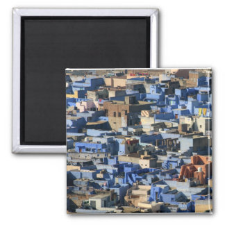 Jodhpur - The blue City 2 Inch Square Magnet