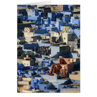 Jodhpur - The blue City Card