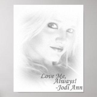 Jodi Ann -Poster