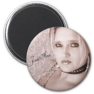 Jodi Ann _The Beginning Cover Magnets