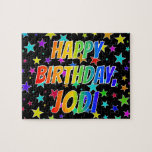 "[ Thumbnail: ""Jodi"" First Name, Fun ""Happy Birthday"" Jigsaw Puzzle ]"