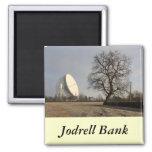 Jodrell Bank 2 Inch Square Magnet