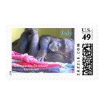 Jody Chimpanzee Stamps