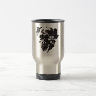 Jody Logo Travel Mug - White and Stainless Options