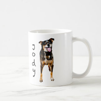 Jody Classic White Coffee Mug