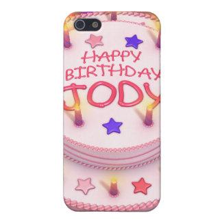Jody's Birthday Cake iPhone 5 Covers