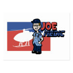 Joe Air Ambulance Large Business Cards (Pack Of 100)