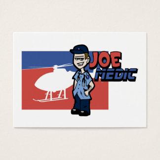 Joe Air Ambulance Business Card