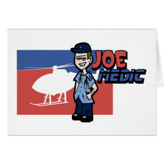 Joe Air Ambulance Card