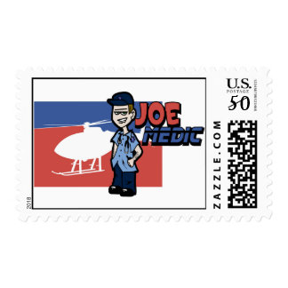 Joe Air Ambulance Postage