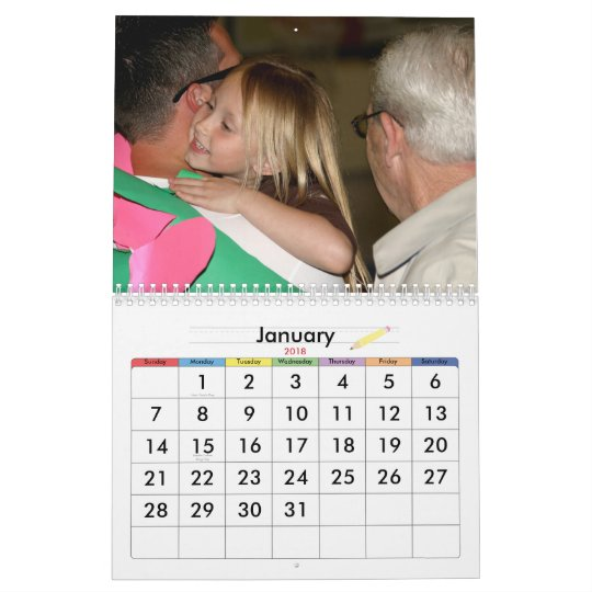 Joe and Alyssa's 07 Calendar