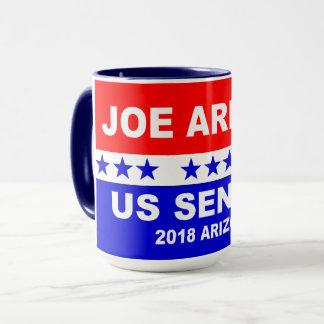Joe Arpaio US Senate 2018 Arizona Mug