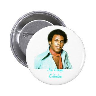 Joe Arroyo Pinback Button