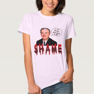Joe Barton SHAME T-shirts, Buttons T Shirt