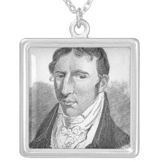 Joe Berks Silver Plated Necklace