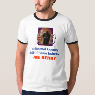 JOE BERRY 2008 CONCERT SERIES Collection T-Shirt