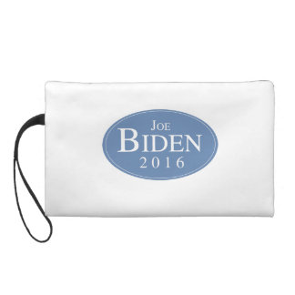 JOE BIDEN 2016 OVALESQUE -.png Wristlet Purse