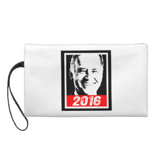 JOE BIDEN 2016.png Wristlet Purse