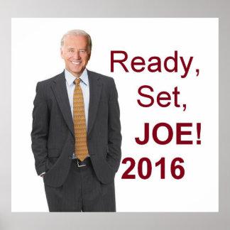 Joe BIDEN 2016 Poster