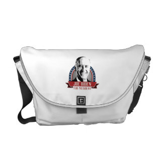 JOE BIDEN 2016 SPANGLE -.png Messenger Bags