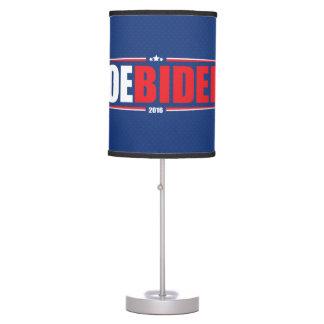 Joe Biden 2016 (Stars & Stripes - Blue) Table Lamp