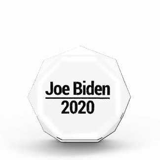 Joe Biden 2020 Acrylic Award