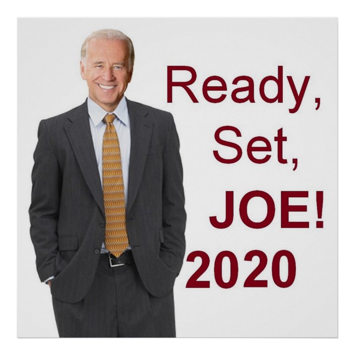 Joe Biden 2020 Poster Zazzle Com