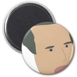 Joe Biden 2 Inch Round Magnet